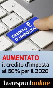 Utilizza il credito d'imposta