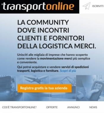 promo - Transportonline - x - Trasporto Europa