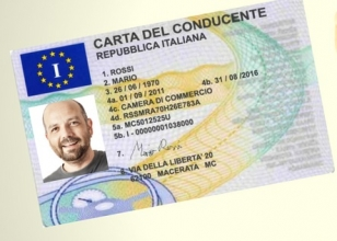 carta tachigrafica conducente
